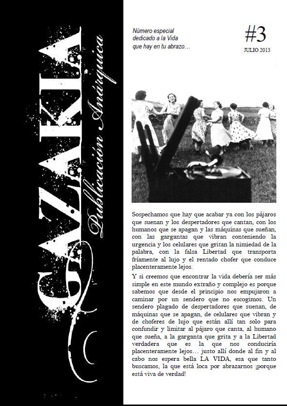 Gazakia#3